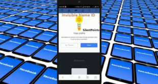 How To Make Invisible Name Facebook Profile
